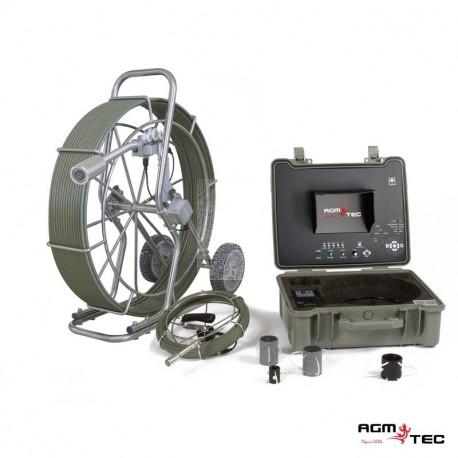 Caméra de canalisation de drain Français Tubicam Duo