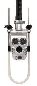 Caméra zoom assainissements canalisations drains