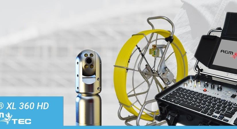 Acheter une caméra de drain Français et un détecteur – localisateur de drain