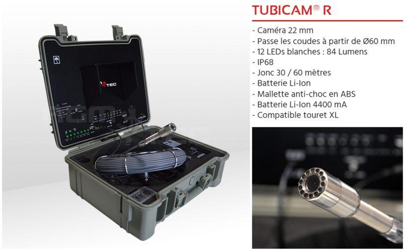 location endoscope plomberie, pour l'inspection des canalisations- AGM TEC