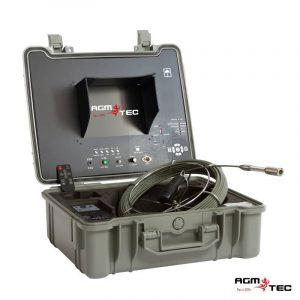 caméra inspection vidéo des conduits de ventilation et cheminée