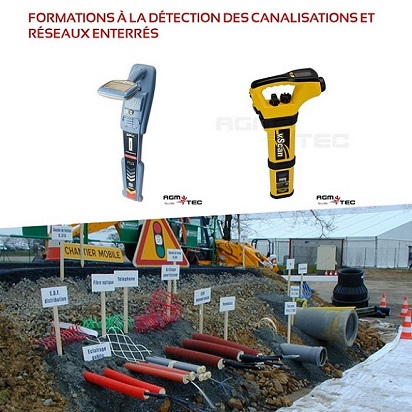 Bon à savoir sur la détection des canalisations enterrées, un pas vers le futur dans le BTP