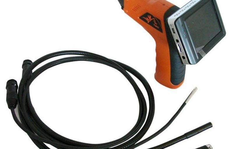 Camera endoscopique : choisissez la performance avec Endoscam/R Trio