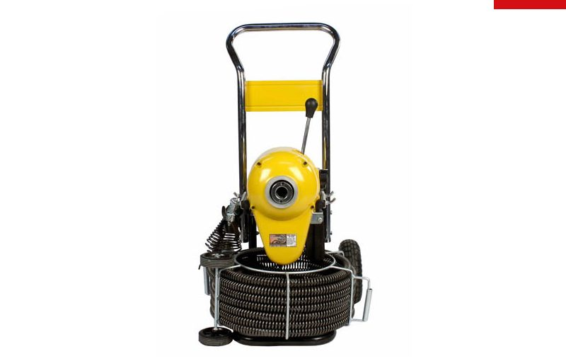 Le furet électrique déboucheur de canalisations est un outil particulièrement plébiscité des plombiers et des bricoleurs – AGM TEC