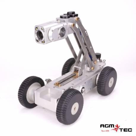 Location robot d'inspection vidéo des canalisations – AGM TEC