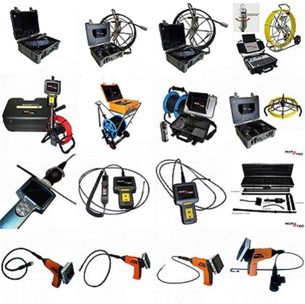 Drain camera inspection francais
