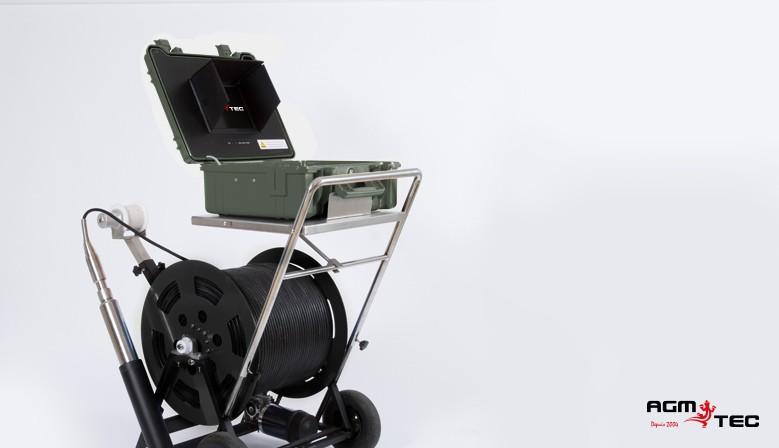 Caméra d'inspection de puits de forage